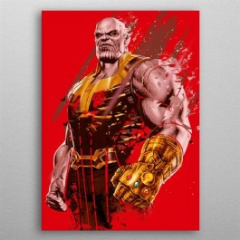 MARVEL - 182454M - THANOS