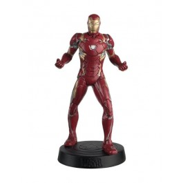 MARVEL FIGURE & MAGAZINE - IRON MAN MARK XLVI 14CM