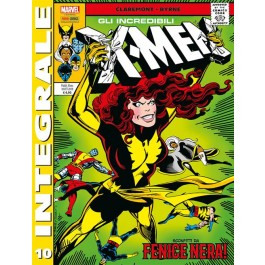 MARVEL INTEGRALE - X-MEN DI CHRIS CLAREMONT 10