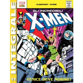 MARVEL INTEGRALE - X-MEN DI CHRIS CLAREMONT 11
