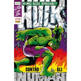 MARVEL LEGENDS 18 - INCREDIBLE HULK ANNUAL 1