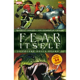 MARVEL MINISERIE 125 - FEAR ITSELF 7