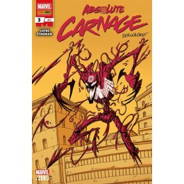 MARVEL MINISERIE 229 - ABSOLUTE CARNAGE 3 - VARIANT ZEROCALCARE