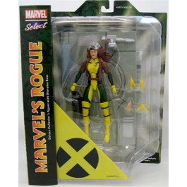 MARVEL SELECT - ROGUE - ACTION FIGURES 17CM