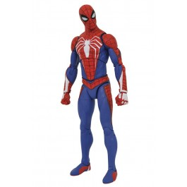 MARVEL SELECT - VIDEO GAME - SPIDER-MAN - ACTION FIGURES 15CM