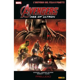 MARVEL SPECIAL 13 - AVENGERS AGE OF ULTRON - PRELUDIO
