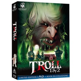 MIDNIGHT FACTORY - TROLL 1+2 - BLU-RAY