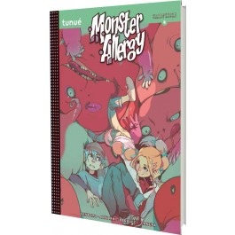 MONSTER ALLERGY COLLECTION VARIANT VOL 4