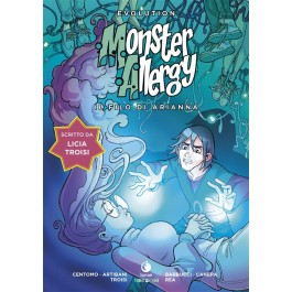 MONSTER ALLERGY EVOLUTION - IL FILO DI ARIANNA