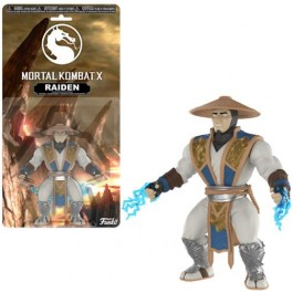 MORTAL KOMBAT - RAIDEN - ACTION FIGURE 9,5CM