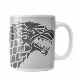 MUGBGT01 - GAME OF THRONES - MUG BOXED (350ML) - GAME OF THRONES (STARK)