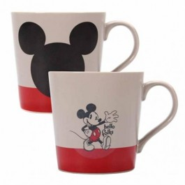 MUGBMM07 - MICKEY MOUSE - MUG HEAT CHANGING  - MICKEY MOUSE (MICKEY MOUSE)