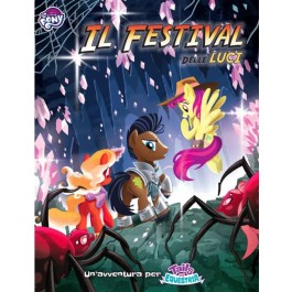 MY LITTLE PONY - TAILS OF EQUESTRIA - IL FESTIVAL DELLE LUCI - GDR