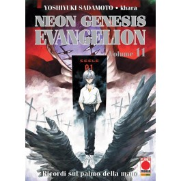 NEON GENESIS EVANGELION NEW COLLECTION 11 - PRIMA RISTAMPA