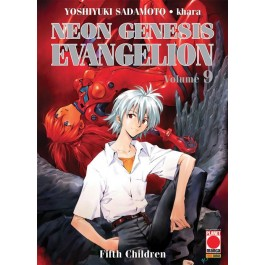 NEON GENESIS EVANGELION NEW COLLECTION 9 - PRIMA RISTAMPA