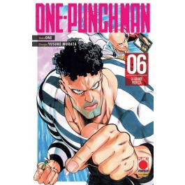 ONE-PUNCH MAN 6 - PRIMA RISTAMPA