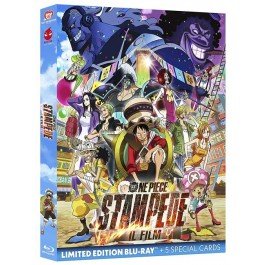 ONE PIECE: STAMPEDE - BLU-RAY