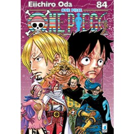 ONE PIECE NEW EDITION 84