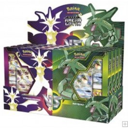 POKEMON - BATTLE ARENA DECK: RAYQUAZA GX VS ULTRA NECROZMA GX