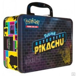 POKEMON - DETECTIVE PIKACHU - COLLECTOR'S CHEST