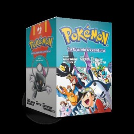 POKEMON LA GRANDE AVVENTURA - BOX 2 (4-5-6)