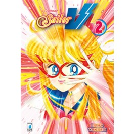 PRETTY GUARDIAN SAILOR MOON NEW EDITION - CODE NAME SAILOR V 2