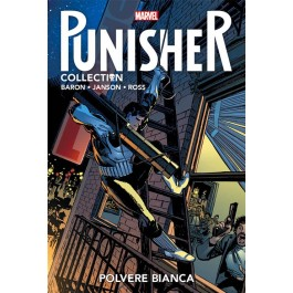 PUNISHER COLLECTION 10 - POLVERE BIANCA