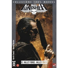 PUNISHER MAX 12: VALLEY FORGE, VALLEY FORGE - 100% MARVEL MAX