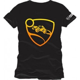 ROCKET LEAGUE - TS003 - T-SHIRT PRO GLOW ORANGE M