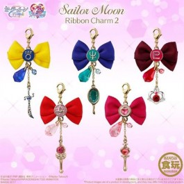 SAILOR MOON - RIBBON CHARM V.2 - SAILOR CHIBI MOON