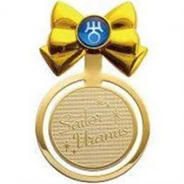 SAILOR MOON - RIBBON CLIP - MOLLETTINA FOGLI BSM3 URANUS