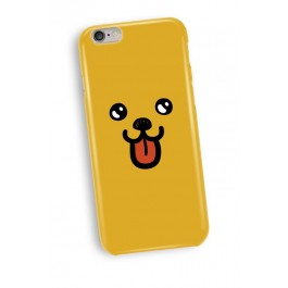 SIO07 - COVER SAMSUNG S6 EDGE DOG