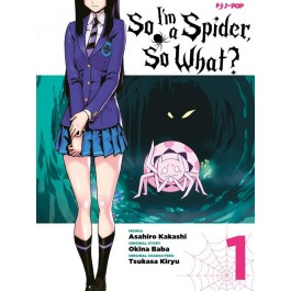 SO I'M A SPIDER, SO WHAT? 1