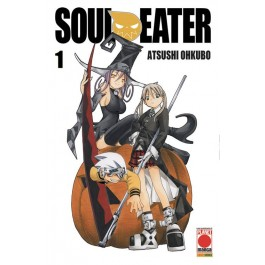 SOUL EATER 1 - QUINTA RISTAMPA