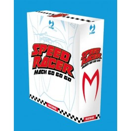 SPEED RACER MACH GOGOGO BOX (2 VOLUMI)