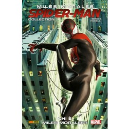 SPIDER-MAN COLLECTION MILES MORALES 1 - CHI E' MILES MORALES? - PRIMA RISTAMPA