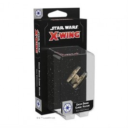 STAR WARS: X-WING 2.0 - CACCIA DROIDE CLASSE VULTURE