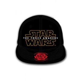 STAR WARS EPISODE VII - CAPPELLO - AWAKENS LOGO