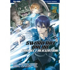 SWORD ART ONLINE - ALICIZATION 2