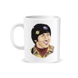 TBBT27 - TAZZA THE BIG BANG THEORY HOWARD ART