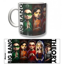 TBBT46 - TAZZA THE BIG BANG THEORY HEROES