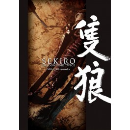 THE ART OF SEKIRO: SHADOWS DIE TWICE