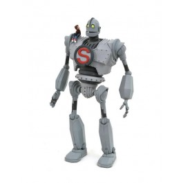 THE IRON GIANT - SELECT ACTION FIGURE - THE IRON GIANT 23CM