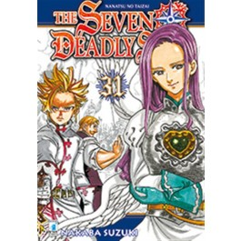 THE SEVEN DEADLY SINS - NANATSU NO TAIZAI 31