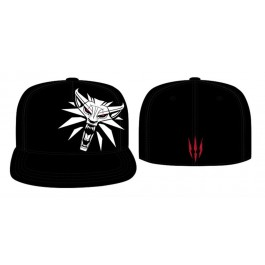 THE WITCHER - CP002 - ADJUSTABLE CAP MONSTER HAT
