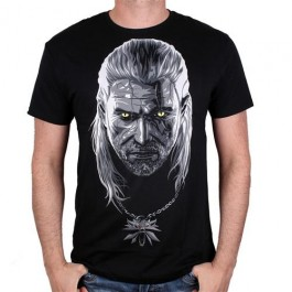 THE WITCHER - TS009 - T-SHIRT TOXICITY L