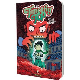 TIMOTHY TOP LIBRO TRE: ROSSO PLUMBEE