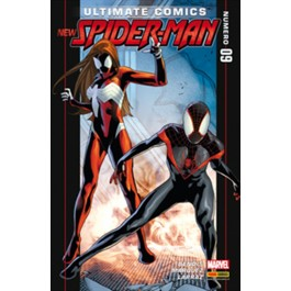 ULTIMATE COMICS SPIDER-MAN 22 - NEW ULTIMATE SPIDER-MAN 9