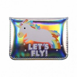 WALBJA01 - JOLLY AWESOME - TRAVEL PASS HOLDER - JOLLY AWESOME (UNICORN LETS FLY)