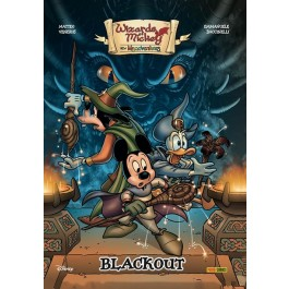 WIZARDS OF MICKEY NEW (MIS)ADVENTURES - BLACKOUT
